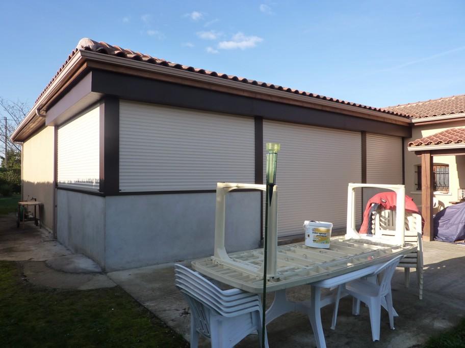 Fermer une terrasse amazing la terrasse sur le toit with for Fermeture de terrasse couverte